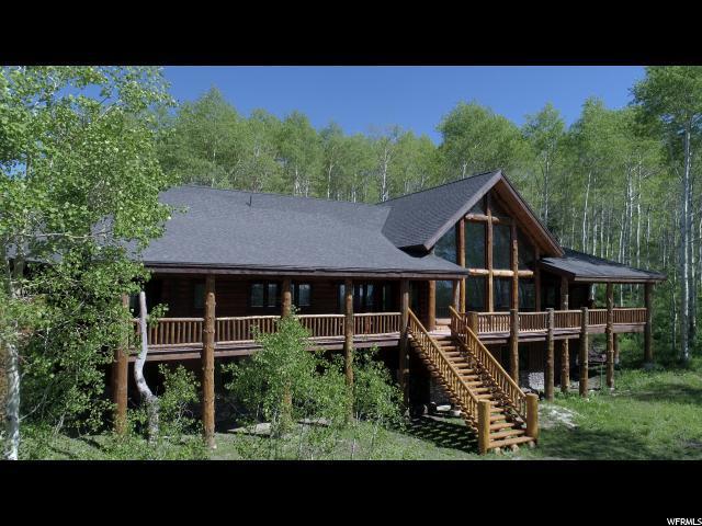2540 Canyon Rd, Wanship, UT 84017 (MLS #1531803) :: High Country Properties