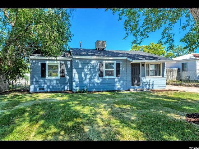 5645 S 4540 W, Kearns, UT 84118 (#1531808) :: Big Key Real Estate