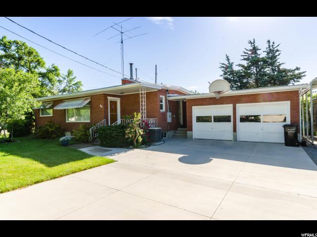 90 N Center, Wellsville, UT 84339 (#1531914) :: RE/MAX Equity