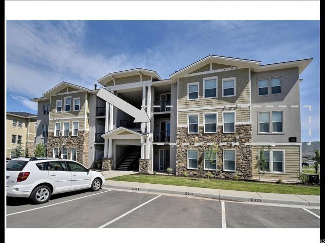 1051 S 500 E E-201, Heber City, UT 84032 (#1531955) :: Big Key Real Estate