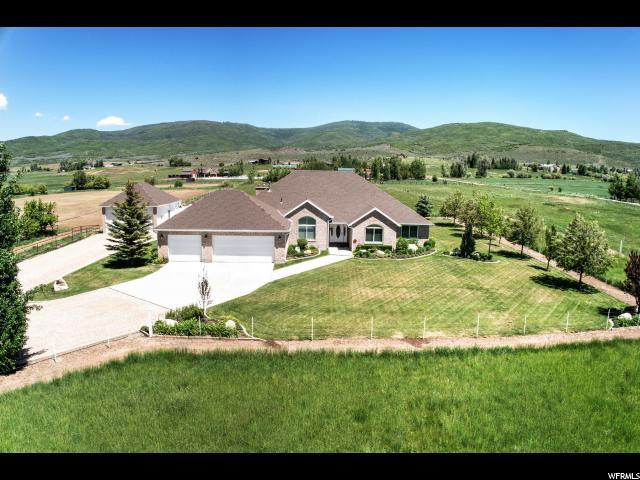 680 W North Bench Rd, Oakley, UT 84055 (MLS #1531956) :: High Country Properties