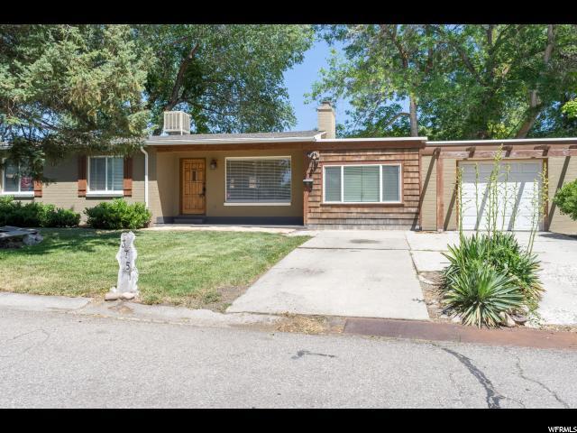 3751 S 1215 E, Salt Lake City, UT 84106 (#1531967) :: Exit Realty Success