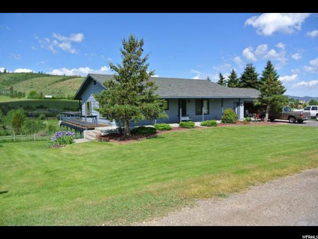 413 Bailey Crk, Soda Springs, ID 83276 (#1531972) :: The Fields Team
