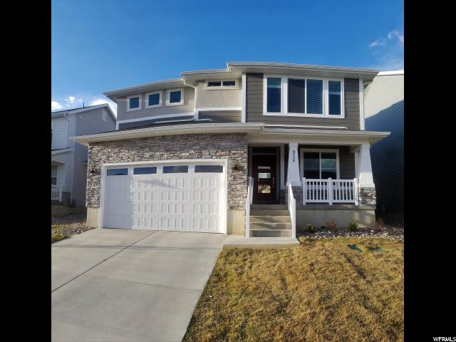 850 W 4050 N, Lehi, UT 84043 (#1532136) :: Eccles Group
