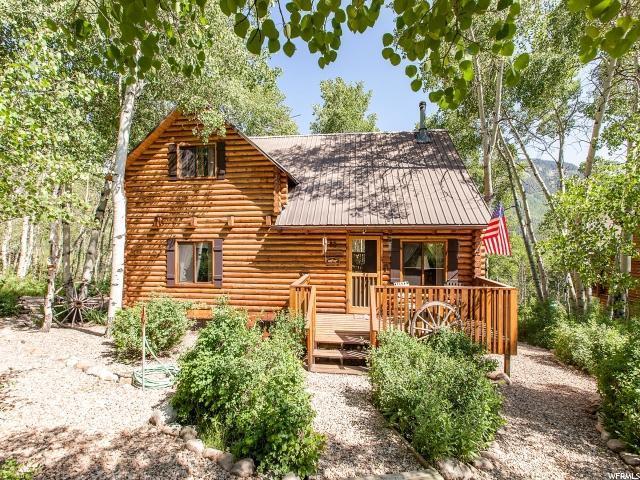 6821 E Weber Canyon Rd, Oakley, UT 84055 (MLS #1532167) :: High Country Properties