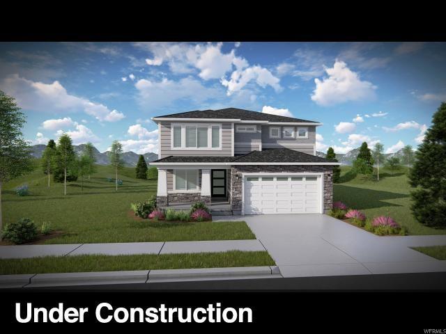 4487 W Bartlett Dr #131, Herriman, UT 84096 (#1532168) :: Big Key Real Estate