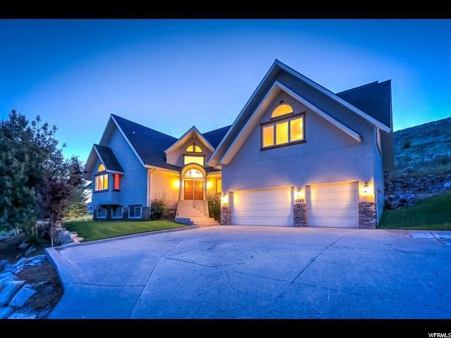 5395 E Pioneer Fork Rd, Salt Lake City, UT 84108 (#1532205) :: The Fields Team