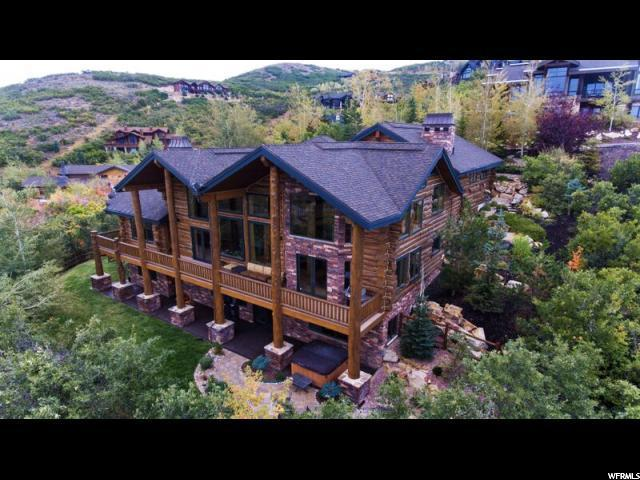 3838 Solamere Dr, Park City, UT 84060 (#1532227) :: Colemere Realty Associates