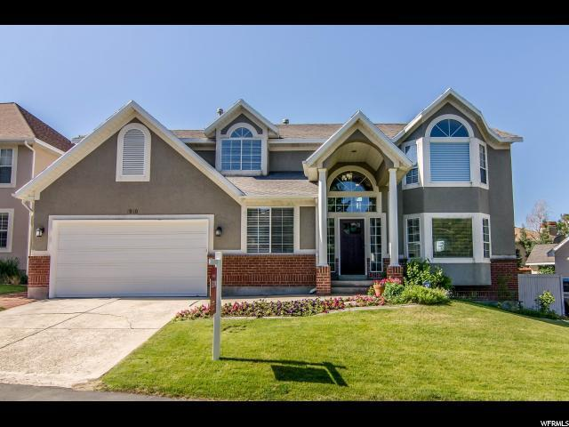 1940 Quail Crossing Ln, Sandy, UT 84092 (#1532294) :: Colemere Realty Associates