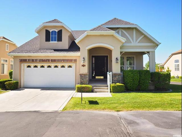 1438 W Renaissance Pl, Pleasant Grove, UT 84062 (#1532397) :: Big Key Real Estate
