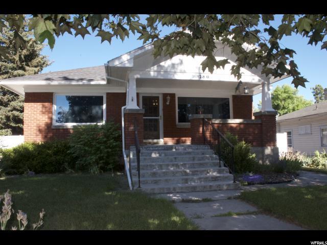 180 S Main, Smithfield, UT 84335 (#1532414) :: RE/MAX Equity