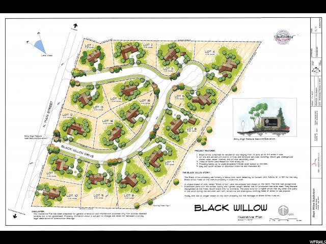 21 E Black Willow Dr., Coalville, UT 84017 (MLS #1532445) :: High Country Properties