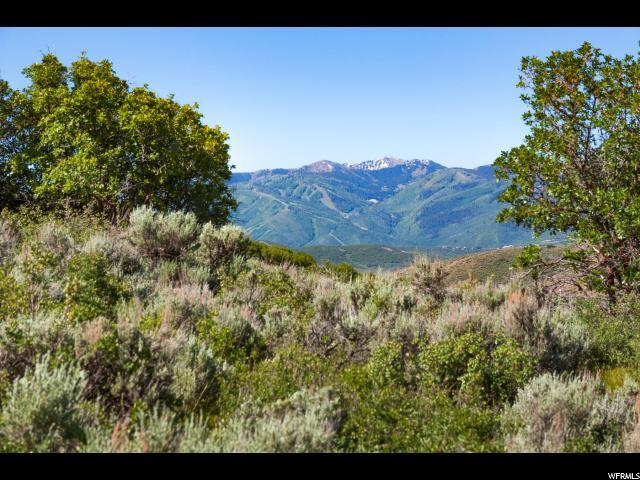 557 Canyon Gate Rd W, Park City, UT 84098 (MLS #1532497) :: High Country Properties