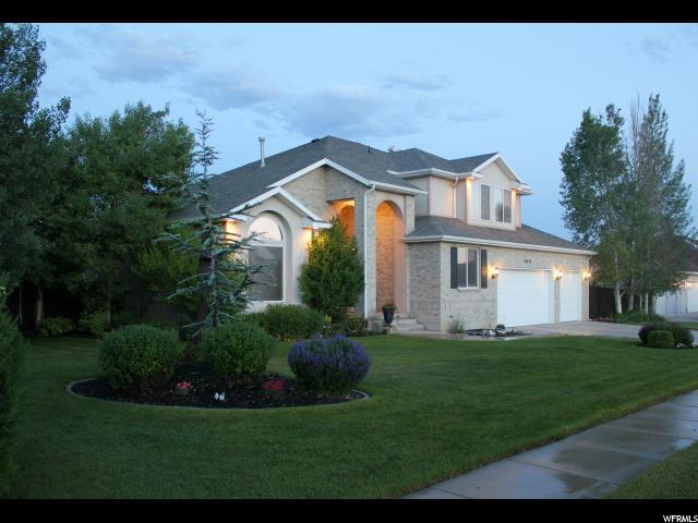 10278 N Mystic Dr, Highland, UT 84003 (#1532743) :: RE/MAX Equity