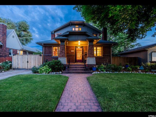 1520 E Garfield Ave S, Salt Lake City, UT 84105 (#1532757) :: Bustos Real Estate | Keller Williams Utah Realtors