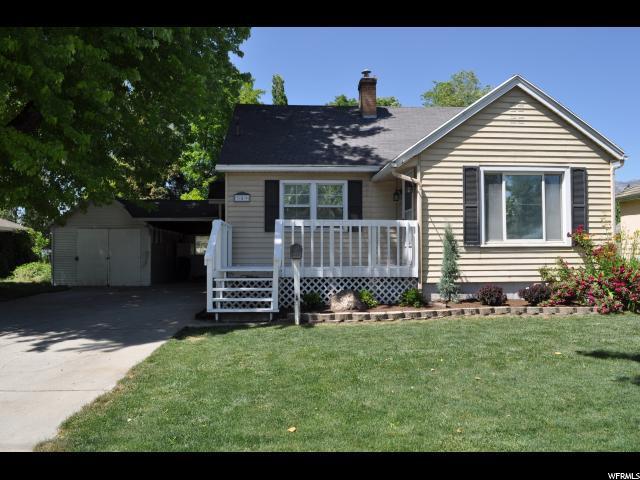 359 E 100 N, American Fork, UT 84003 (#1532802) :: Big Key Real Estate
