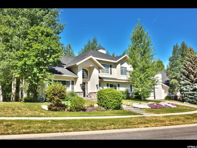 1376 Settlement Dr, Park City, UT 84098 (#1532811) :: goBE Realty