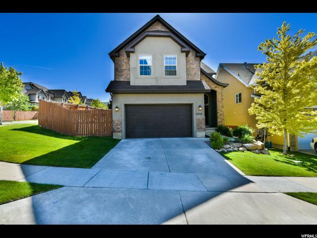 5214 N Fox Hollow Way W, Lehi, UT 84043 (#1532828) :: Exit Realty Success