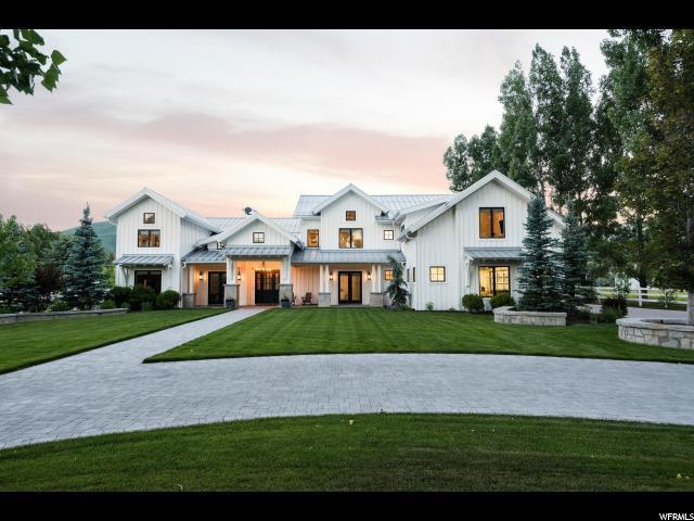 761 N Center St #19, Midway, UT 84049 (#1532838) :: Big Key Real Estate