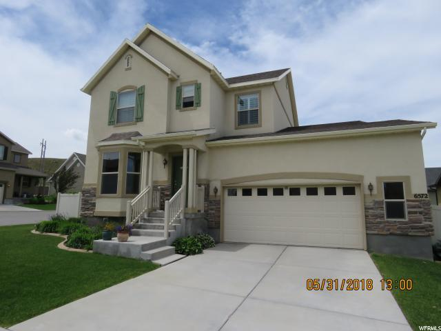 6572 S Grayline Ct, West Valley City, UT 84081 (#1532876) :: RE/MAX Equity