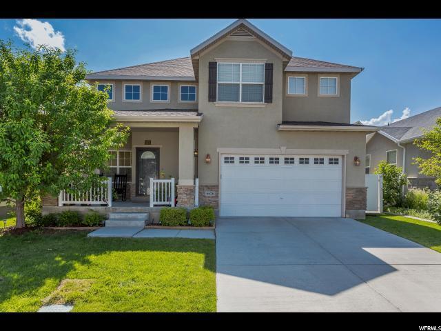 6626 S Scarsborough Ln, West Jordan, UT 84084 (#1532941) :: Bustos Real Estate | Keller Williams Utah Realtors
