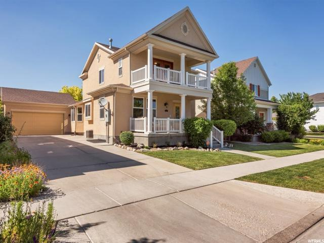 4692 W Pale Moon Ln S, South Jordan, UT 84009 (#1533009) :: Exit Realty Success