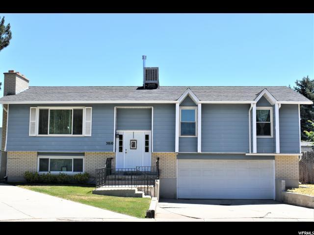 3810 W Pinehurst Cir, Salt Lake City, UT 84120 (#1533026) :: Exit Realty Success