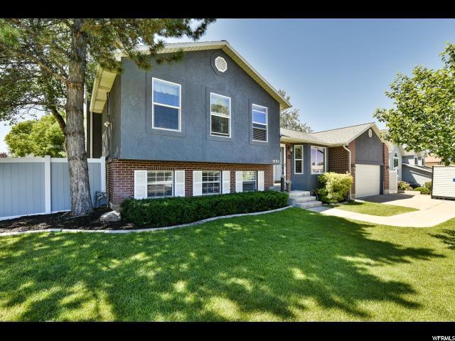 1650 E Wood Glen Rd S, Sandy, UT 84092 (#1533033) :: RE/MAX Equity