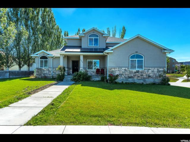 1233 S Hayfield Ln W, Saratoga Springs, UT 84045 (#1533053) :: Exit Realty Success