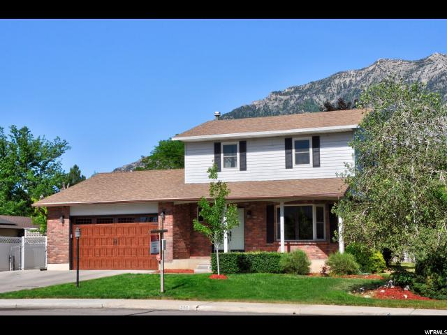 268 N 1120 E, Orem, UT 84097 (#1533090) :: RE/MAX Equity