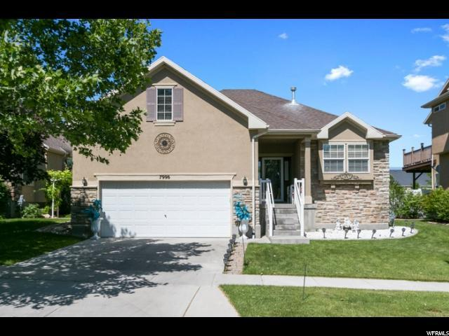 7996 S Big Sycamore Dr W, West Jordan, UT 84081 (#1533149) :: Colemere Realty Associates