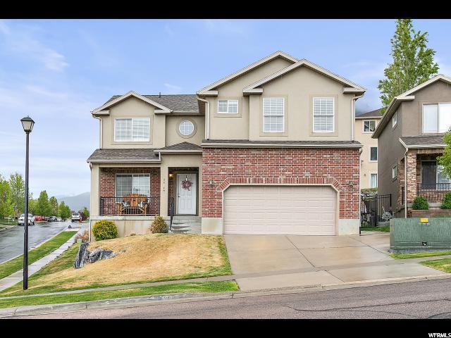 10414 N Bayhill Dr, Cedar Hills, UT 84062 (#1533163) :: RE/MAX Equity