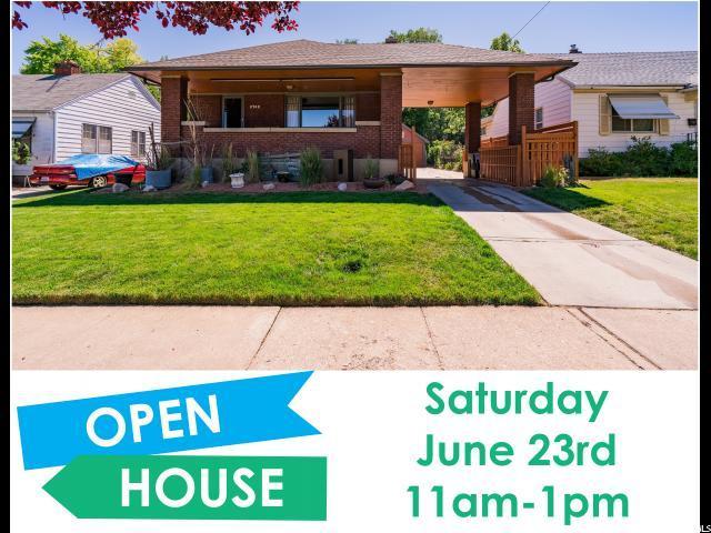 2742 E Van Buren Ave, Ogden, UT 84403 (MLS #1533165) :: Lawson Real Estate Team - Engel & Völkers