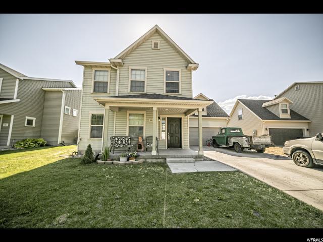 686 S 850 W, Springville, UT 84663 (#1533206) :: RE/MAX Equity
