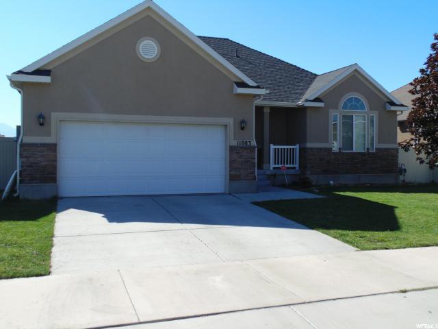 11083 S Tippecanoe Way W, South Jordan, UT 84009 (#1533267) :: Big Key Real Estate