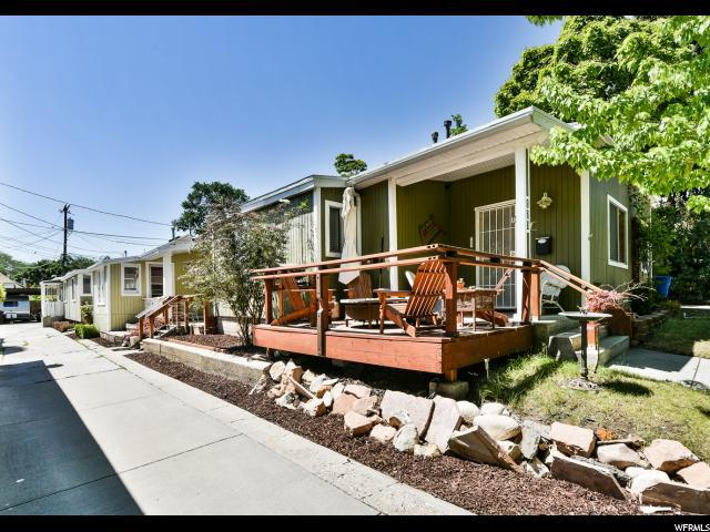 173 N H E, Salt Lake City, UT 84103 (#1533291) :: RE/MAX Equity