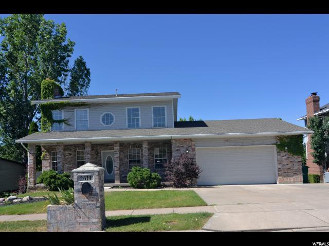2614 E 3650 N, Layton, UT 84040 (#1533303) :: Bustos Real Estate | Keller Williams Utah Realtors