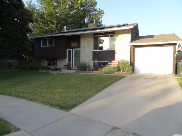 4457 S Cherry Hollow Cir W, West Valley City, UT 84120 (#1533305) :: RE/MAX Equity