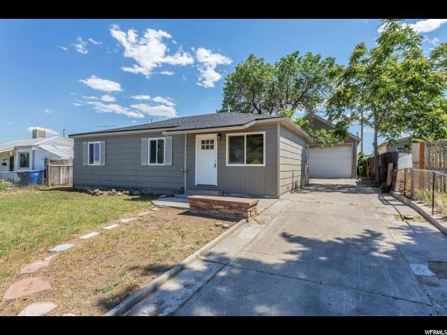 4251 W 5780 S, Salt Lake City, UT 84118 (#1533331) :: Big Key Real Estate