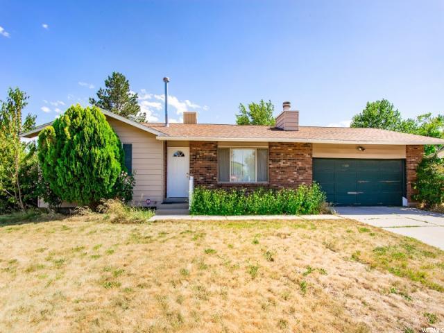 5509 Lewis Clark Dr, Salt Lake City, UT 84118 (#1533345) :: Exit Realty Success