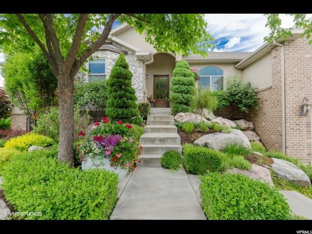 1736 W Ranch Rd S, Farmington, UT 84025 (#1533403) :: RE/MAX Equity