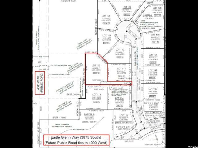 3842 S Eagle Glenn Cir, West Valley City, UT 84120 (#1533417) :: Exit Realty Success