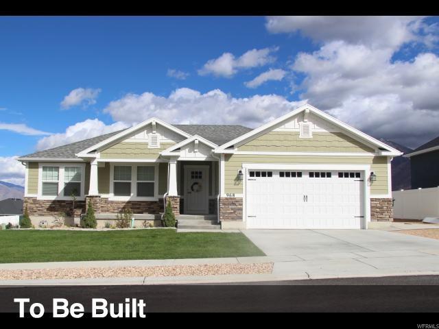 1293 W 170 S #35, Spanish Fork, UT 84660 (#1533418) :: Big Key Real Estate