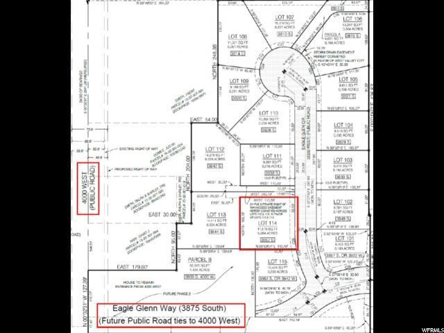 3852 S Eagle Glenn Cir, West Valley City, UT 84120 (#1533419) :: Exit Realty Success