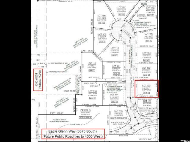 3849 S Eagle Glenn Cir, West Valley City, UT 84120 (#1533420) :: Exit Realty Success