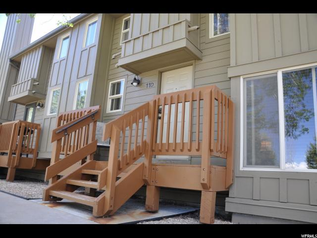 2100 W Canyons Resort N 11-D, Park City, UT 84098 (MLS #1533421) :: High Country Properties