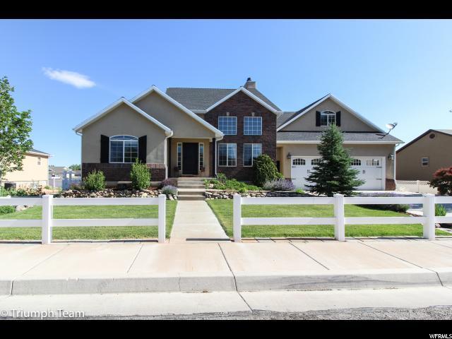 3842 W 1350 N, Cedar City, UT 84721 (#1533422) :: RE/MAX Equity