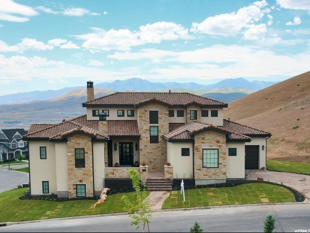 4821 N Vialetto Way, Lehi, UT 84043 (#1533430) :: Exit Realty Success