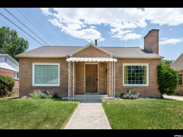 261 S 900 W, Provo, UT 84601 (#1533467) :: Exit Realty Success