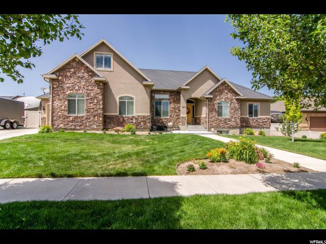 6216 W Heritage Hill Dr, Herriman, UT 84096 (#1533471) :: Exit Realty Success